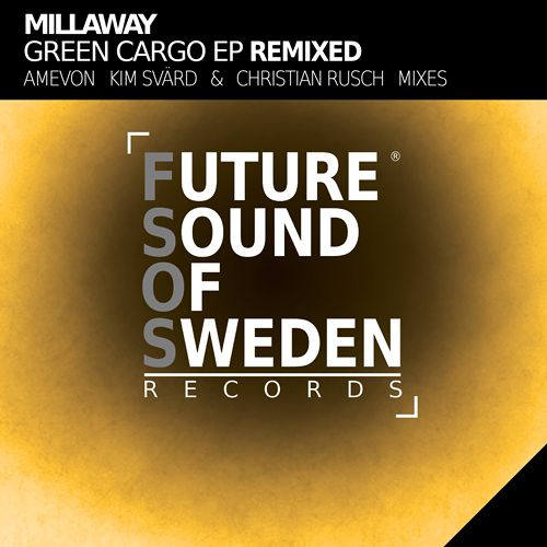 FSOS008R Millaway - Green Cargo EP Remixed