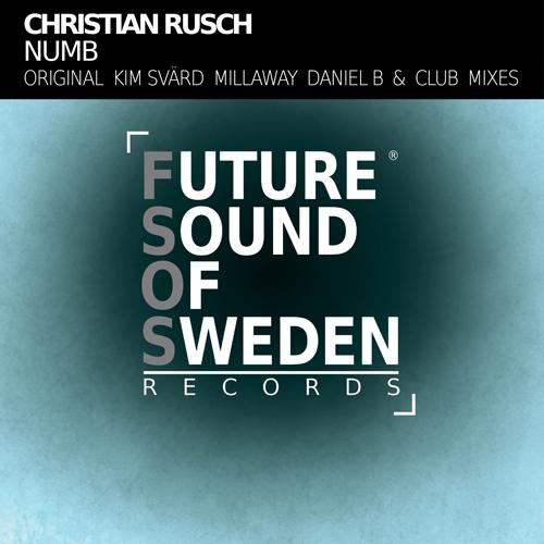 FSOS001  Christian Rusch - Numb (Incl. Mixes)