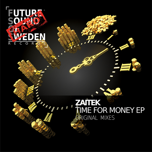 FSOSH003  Zaitek - Time For Money EP